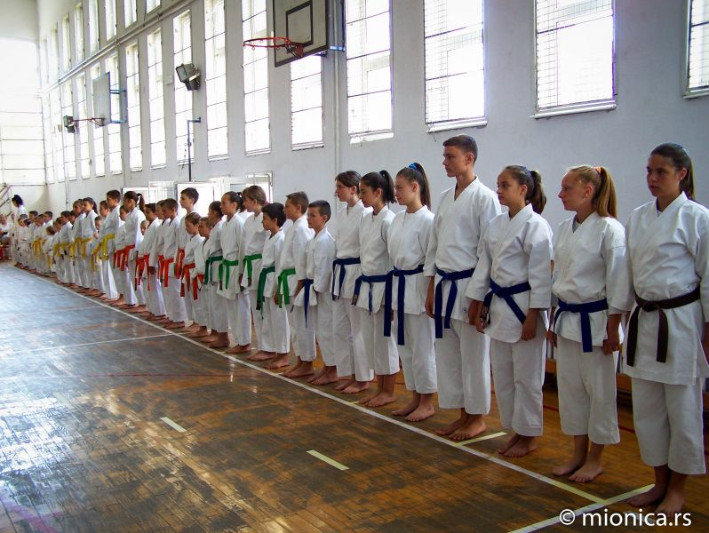 polaganje karate1