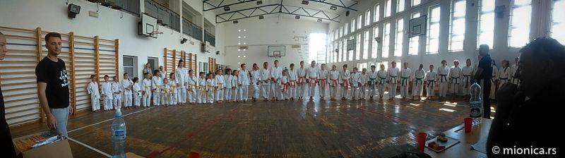 polaganje karate4